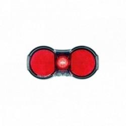 Busch & Müller, Impianto illuminazione, fanalino posteriore a diodi, TOPLIGHT Flat senso, 1 LED ad alta prestazione, illuminazio