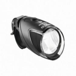 Busch & Müller, Impianto illuminazione, Faretto anteriore supplementare a batterie ricaricabili, IXON IQ Speed PREMIUM, 90 Lux,