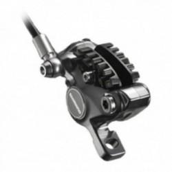 Pinza freno a disco idraulico Shimano ULTEGRA BR-R785 Post Mount pasticca in resina con raffreddamento nero