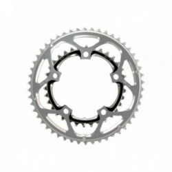 SunRace, Corona, CRRX0.34, 34 denti, giro bulloni: 110mm, materiale: alluminio, conf. originale, colore: nero