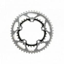 SunRace, Corona, CRRX1.36, 36 denti, giro bulloni: 110mm, materiale: alluminio, conf. originale, colore: nero