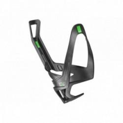 Portaborraccia Elite ROCKO carbonio nero opaco/verde