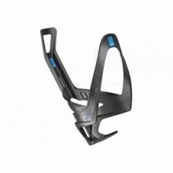 Portaborraccia Elite ROCKO carbonio nero opaco/blu