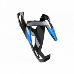 Portaborraccia Elite CUSTOM RACE PLUS nero lucido/blu