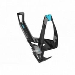 ELITE, Portaborraccia, CANNIBAL XC, nero lucido/blu, diametro: 74mm, materiale: materiale fibrorinforzato