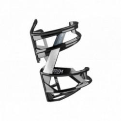 ELITE, Portaborraccia, PRISM RIGHT, nero lucido/bianco, diametro: 74mm, materiale: fibra di vetro