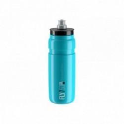 ELITE, Borraccia, FLY BLUE, 750ml, blu, neroe graphic, BPA-free, la borraccia più leggera del mondo con getto d'acqua rapido e a