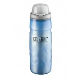 ELITE, Borraccia termica, ICE FLY, blu, 500ml, diametro: 74mm