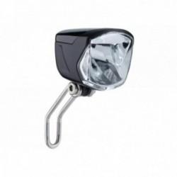 Büchel, Impianto illuminazione, Secu Forte, faretto anteriore a LED, 70 Lux, protezione sovravoltaggio, con riflettore anteriore