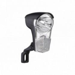 Büchel, Impianto illuminazione, Uni LED, 15 Lux, faretto anteriore a LED, con catadiottro anteriore integrato, con protezione so