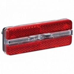 Büchel, Impianto illuminazione, Sunset Strip con luce di posizione, fanalino posteriore a LED supportato da dinamo, con catadio