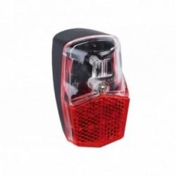 Büchel, Impianto illuminazione, fanalino a LED per portapacchi FL 12, con funzione di luce di posizione, per dynamo, montaggio a