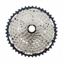 Shimano, Pacco pignoni, CS-M7100, SLX, 12-vel., 10-45, Beam Spider, ca. 513g, conf. originale