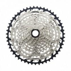 Pacco pignoni Shimano SLX CS-M7100 12 velocità 10-51 denti silver