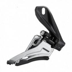 Deragliatore anteriore Shimano SLX FD-M7100-M 2x12 velocità SideSwing FrontPull DirectMount nero