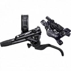 Freno a disco idraulico anteriore Shimano DEORE XT BL-M8100/M8120 I-Spec EV nero