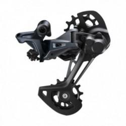 Deragliatore posteriore Shimano SLX RD-M7120-SGS 2x12 velocità TopNormal DirectMount Shadow RD+ nero