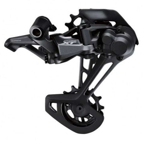 Deragliatore posteriore Shimano DEORE XT RD-M8100-SGS 1x12 velocità Shadow RD+ TopNormal Direct Mount nero