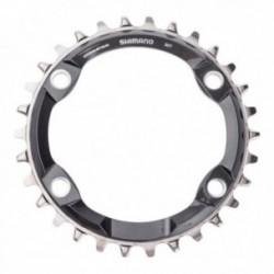 Shimano, Corona, XT, 30T, SM-CRM85, FC-M8100-1/8130-1, Direct Mount, (30 D.), (12-vel.), chainline: 52/56,5mm, conf. originale