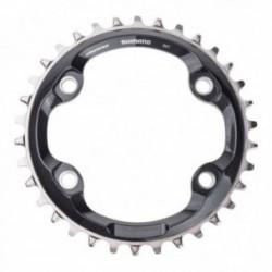 Shimano, Corona, XT, 34T, SM-CRM85, FC-M8100-1/8130-1, Direct Mount, (34 D.), (12-vel.), chainline: 52/56,5mm, conf. originale
