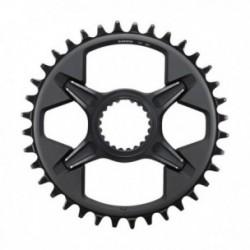 Shimano, Corona, DEORE XT, 36T, SM-CRM85, FC-M8100-1/8130-1, Direct Mount, (36 Z.), (12-vel.), chainline: 52/56,5mm, conf. origi