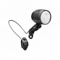 Luce a dinamo anteriore Busch & Muller LUMOTEC IQ-XM 80/120 Lux nero