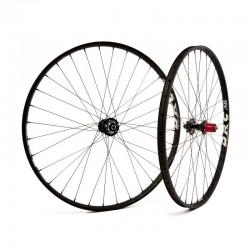 Special Set Ruote Limited Edition DRC Climber XXL 29er / Mozzi Novatec Boost 28 Fori Sapim Laser