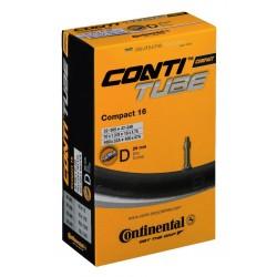 Continental, Camere d'aria, Compact 16 (DV26), 32-305 / 47-349, peso: 99g