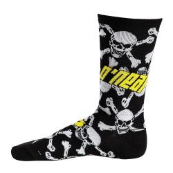 O'Neal, Calze, Crew Sock Crossbone, colore: multi, misura: 43-46