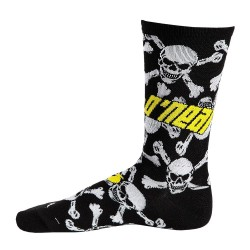 O'Neal, Calze, Crew Sock Crossbone, colore: multi, misura: 39-42