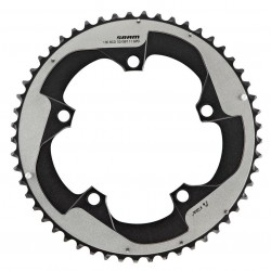 Corona SRAM Red22 Road   53 130mm Alu grey