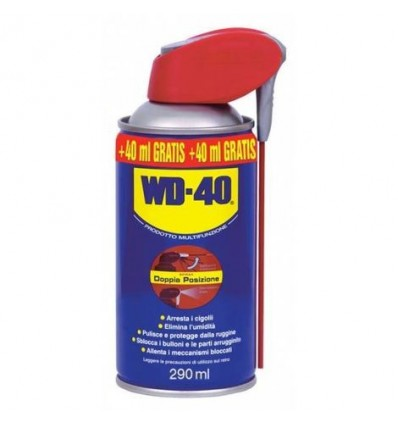 BARATTOLI WD-40 ML.250 BI-SPRAY