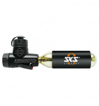DOSATORE CO2 SKS AIRBUSTER + 1 BOMB 16GR