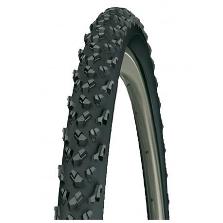 Copertoncino Ciclocross Pieghevole Michelin Cyclocross Mud2 700 x 30C nero
