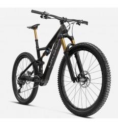 Bici Elettrica Orbea RISE M10 2021 Carbon RAW Fox Transfer Factory Taglia L