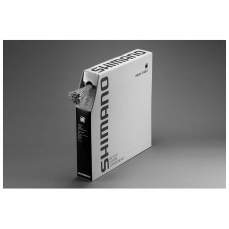 Shimano Cavo freno da corsa 1,6 x 2050 mm box 100 pezzi inox