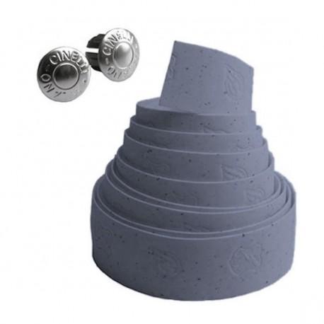 Nastro Manubrio Cinelli Cork grigio