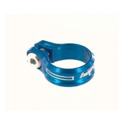 Collarino Reggisella Hope azzurro 31,8 mm