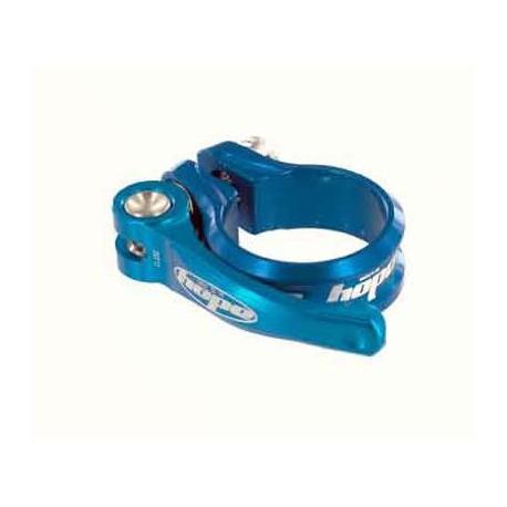 Collarino Reggisella Hope azzurro 34,9 mm