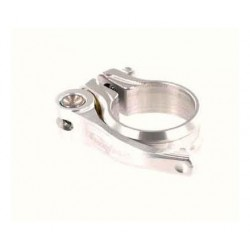 Collarino Reggisella Hope argento 31,8 mm con leva