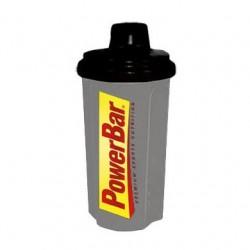 Borraccia PowerBar Shaker 700ml grey