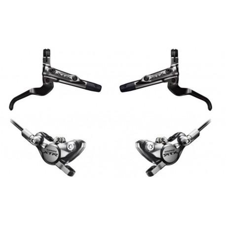 Kit Freni a Disco Shimano XTR M9000 Race Carbon
