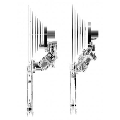 Cambio Shimano XT RD-M772 SGS