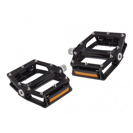 Pedali Flat VP Components VP-531 black