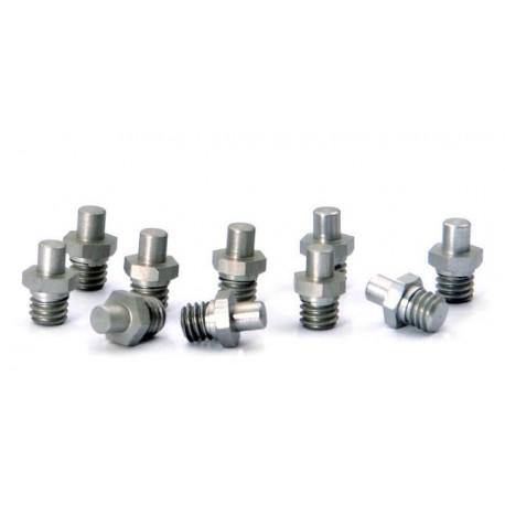 Pin sostitutivi Syntace NumberNine alluminio 7075 4,2mm