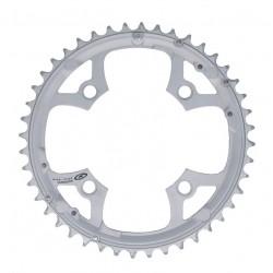 Corona 9 velocità Shimano Deore 44 d argento