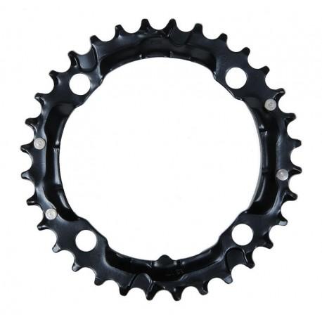 Corona 9 velocità Truvativ 32 d 104mm acciaio nero