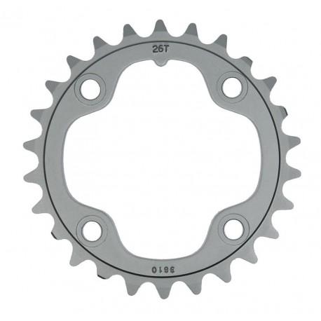 Corona 10 velocità Truvativ XX 26D 80mm grigio