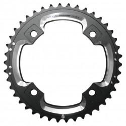Corona 10 velocità Truvativ 42T 2x10 120mm BB30 black