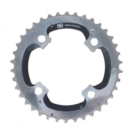 Corona 10 velocità Shimano XTR FC-M980 2x10 38 d
